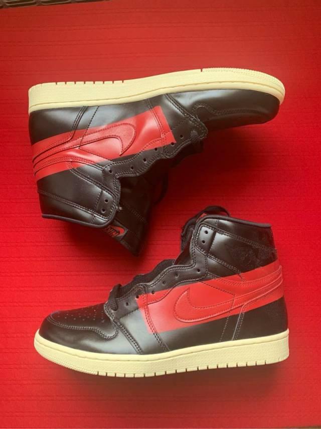 9d44264c8d60 Air Jordan 1 Retro High OG Defiant Couture