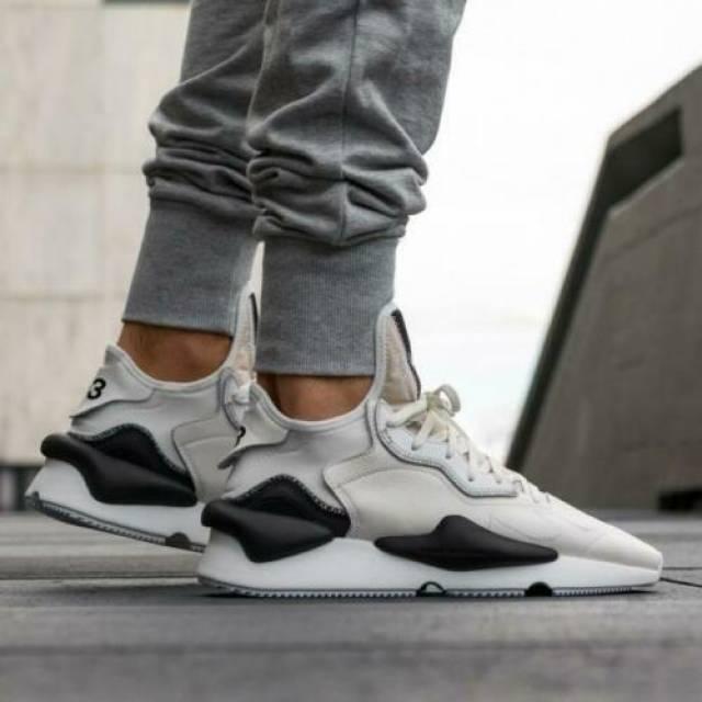 Adidas Y-3 Kaiwa White Size 8 9 10 11