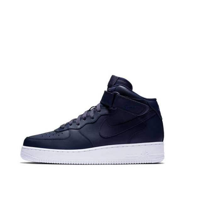 timeless design 42b9f 8d8ce Nike Air Force 1 07 High Dark Blue White 315123-415   Kixify Marketplace