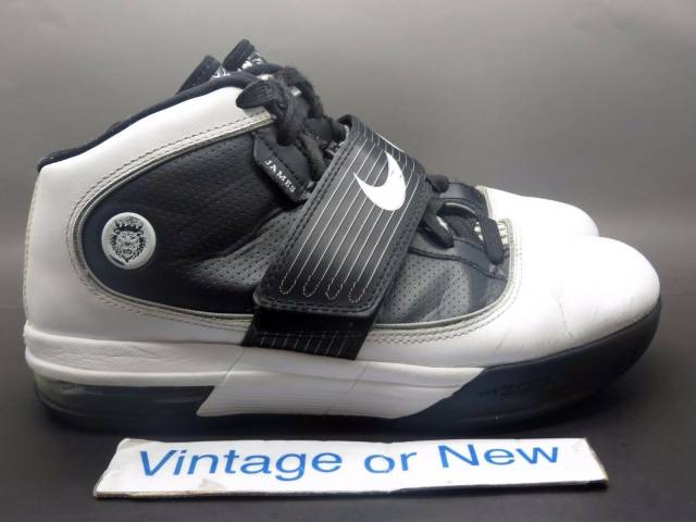 Nike Zoom LeBron Soldier IV 4 TB Black