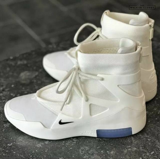Nike Air Fear of God 1 Sail | Kixify