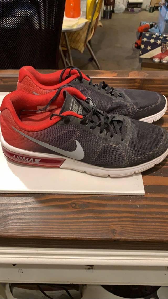 Con fecha de Me gusta federación  Nike Air Max Sequent