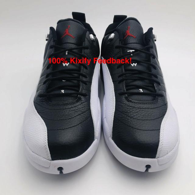 sale retailer 2d789 fe0c3 Air Jordan 12 Low Playoff