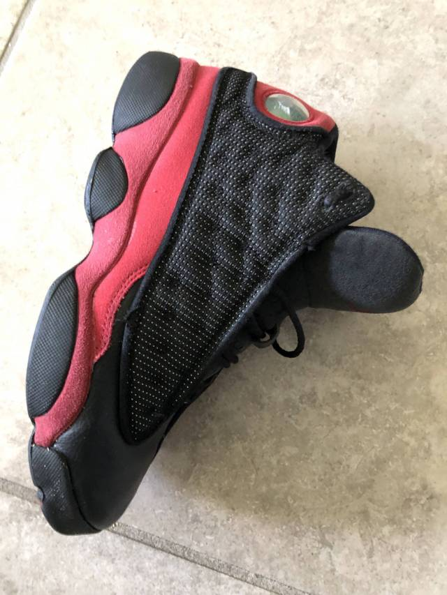 the best attitude 248ba e3a18 Air Jordan 13 Big Kids Size 6