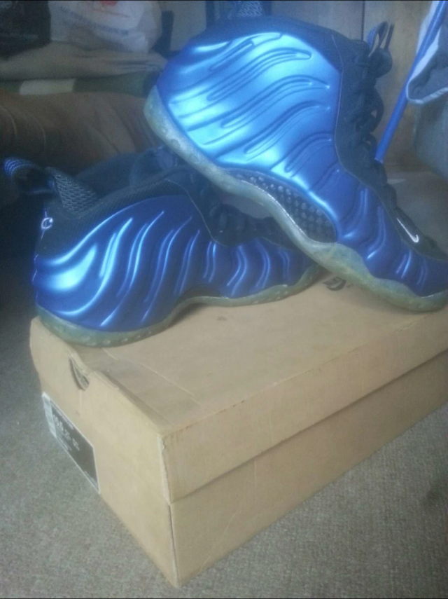 Nike Shoes Air Foamposite One Mens Poshmark