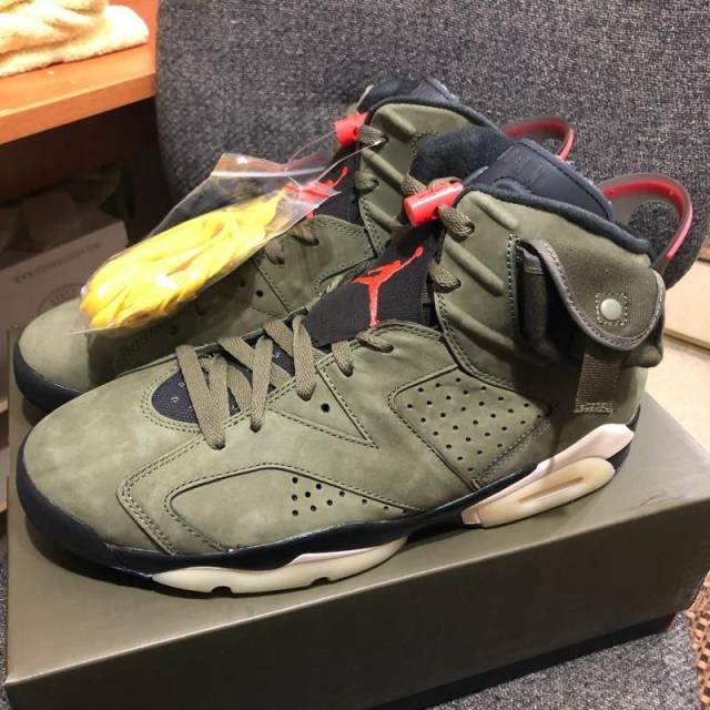 air jordan 6 travis scott nike