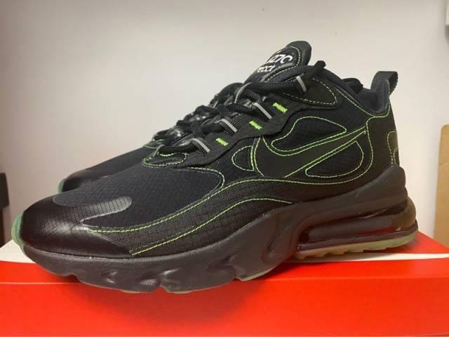 Nike Air Max 270 React SP Black