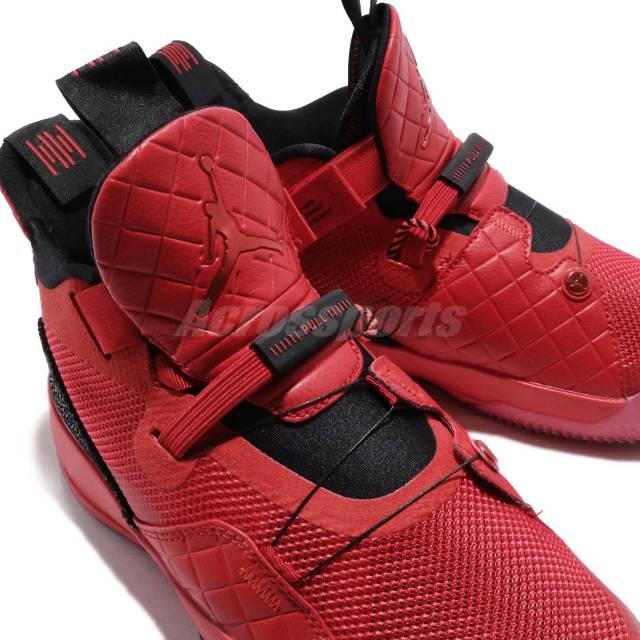Air Jordan XXXIII GS 33 AJ33 Retro Red
