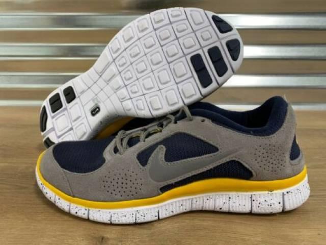 Nike Free Run 3 EXT Running Shoes Grey