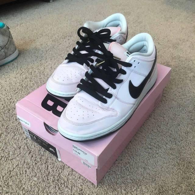 Nike SB Dunk Low Pink Box | Europabio