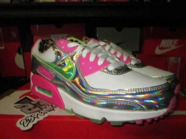 Nike Air Max 90 Lx Dance Floor Womens W Illusion ...