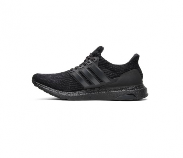 Adidas Ultra Boost 3.0 Triple Black V2