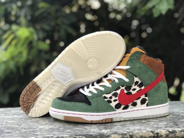 Nike SB Dunk High Dog Walker SHOES