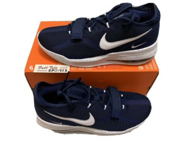 NIKE AIR FORCE MAX TB Pro 180 LOW Navy/WHITE BASKETBALL CN9517 ...