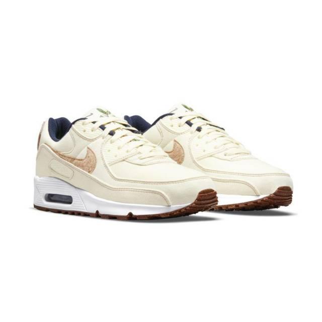 Nike Air Max 90 (cork Fig.5/ Coconut Milk/ Wheat ...