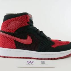 Air jordan 1 retro high flykni...