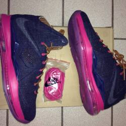 Nike lebron x ext denim qs fir...