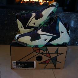 "Lebron 11 ""gator king"" all star"
