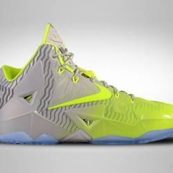 Nike lebron xi maison du lebro...