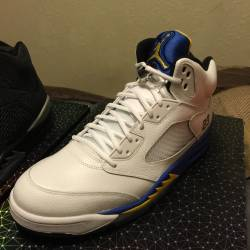 Air jordan 5 laney's