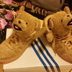 Adidas jeremy scott bear size ...