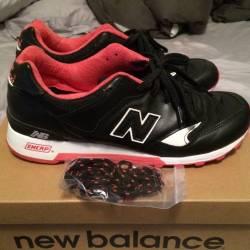 Staple x new balance black pig...