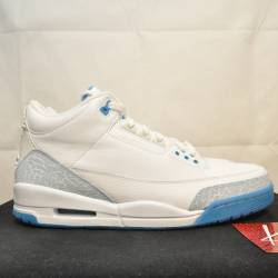 Air jordan 3 retro harbor blue...