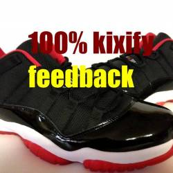 Air jordan 11 bred low free sh...
