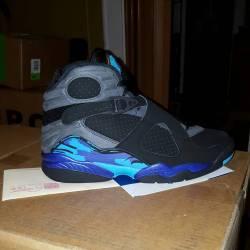 Jordan retro aqua 8 free shipping