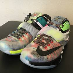 "Nike kd vii ""what the kd"""