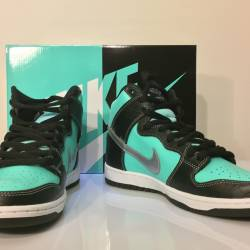 Nike dunk sb high diamond supp...