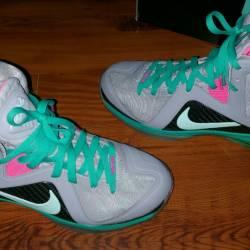 Nike lebron south beach elite 9