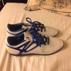 Messi indoor court shoes