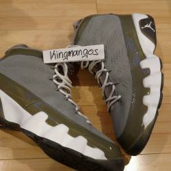Jordan 9 ix cool grey cg