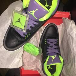 Nike air jordan joker 3 s