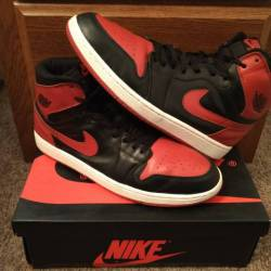 Mens nike air jordan 1 retro h...