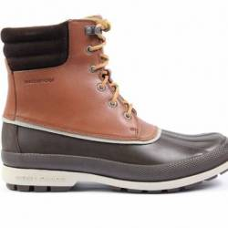 Sperry cold bay boot - brown/tan