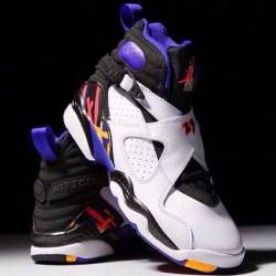Air jordan 8 retro third time ...