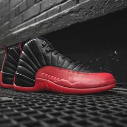 Air jordan 12 retro flu game 2...