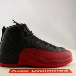 Air jordan 12 retro flu game s...
