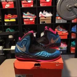 Nike hyperposite fireberry siz...