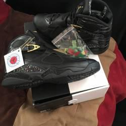 Jordan retro 8 confetti sz 11