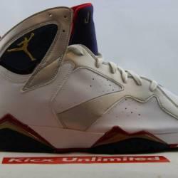 Air jordan 7 retro olympic sz ...