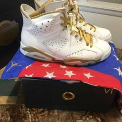 Air jordan retro 6 (gmp)