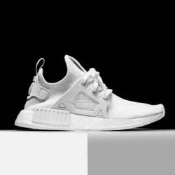 Ds nmd xr1 pk white size 4.5