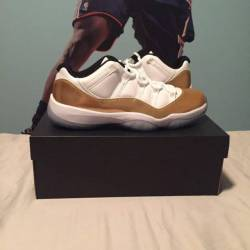 Air jordan 11 low closing cero...