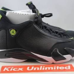 Air jordan 14 retro indiglo sz...