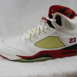 Pre-owned air jordan retro 5 (...