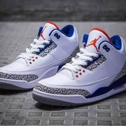Air jordan 3 true blue gs youth