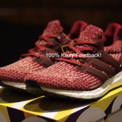 Adidas ultra boost burgundy 3....